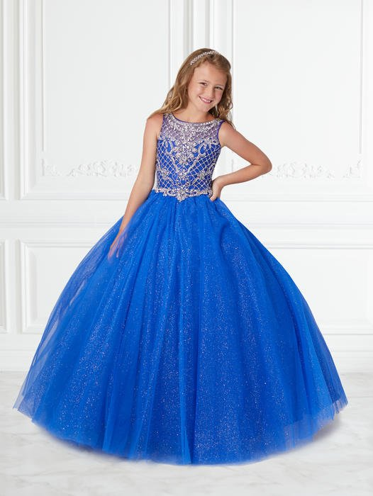 Tiffany Princess Girls Pageant Dress
