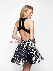 11600 Black/White Print back