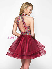 11616 Berry Wine/Multi back