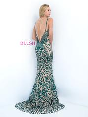7001 Nude/Emerald back
