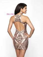 B116 Rose Gold/Nude back