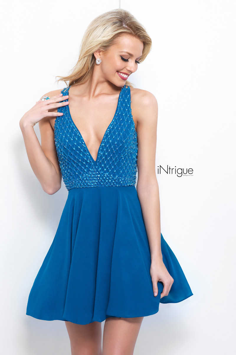 Intrigue by Blush Prom 366