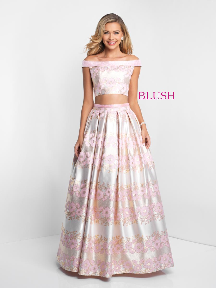 PINK Ball Gowns and quinceanera at CC\'s of Rome Pink by Blush 5657 ...