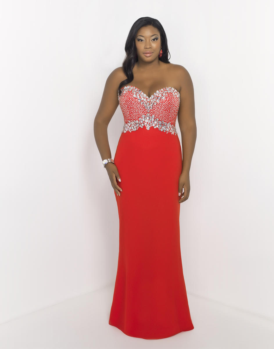 c96544f9415 Blush W Plus size Prom 9062W 2019 Prom Pageant Homecoming Formal ...