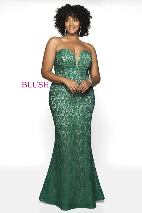 Blush W plus size PZAZ DRESSES,THE BEST DRESS STORE ON LONG ISLAND