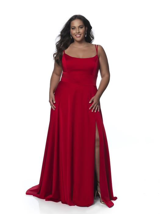 Blush TOO Plus size Prom