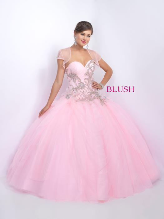 Siempre Dulce collection by Blush is perfect for Quinceaneras and Pageant Dresse