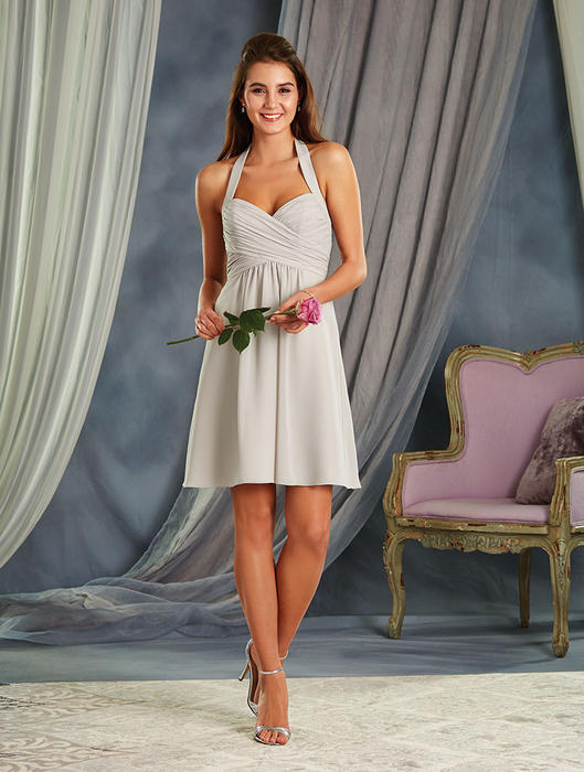 cocktail short homecoming bridesmaid