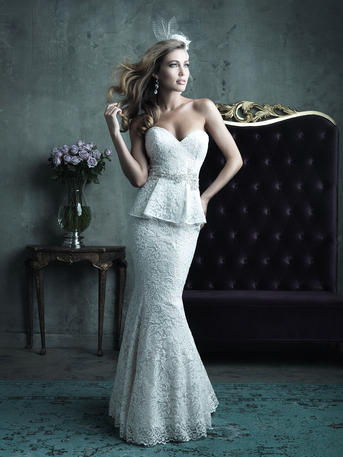 Allure Couture Bridal C282
