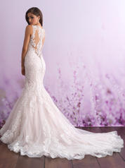 3106 Champagne/Ivory/Silver back