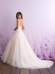 3107 Champagne/Ivory/Nude back