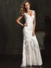 Allure 9068 Now on Sale White front