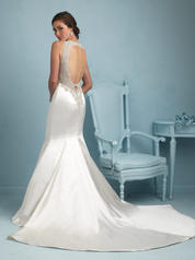 9219 Ivory/Silver back