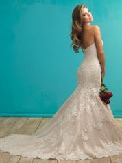 9261 Champagne/Ivory/Silver back