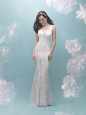 9455 Antique/Ivory/Nude front