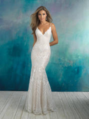 9508 Champagne/Ivory/Nude front