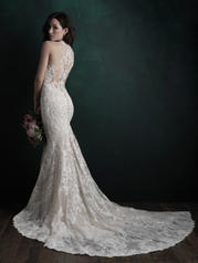 C508 Almond/Ivory/Nude back