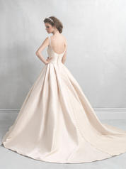 MJ05 by Madison James Bridal Champagne back
