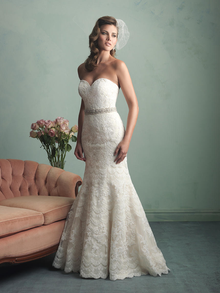 9157 Allure Bridal Dress for Sale - Party Dress Express