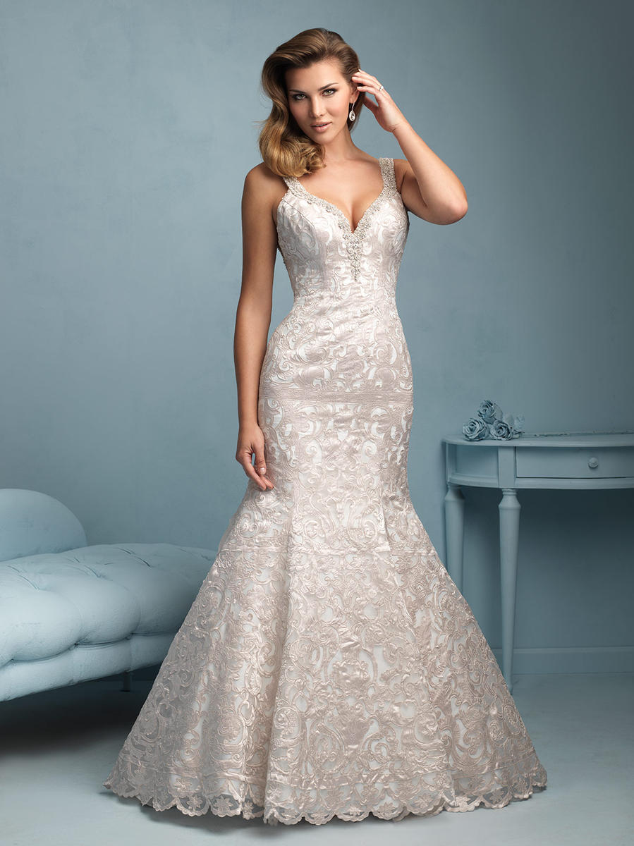 Allure Bridals Couture 9203