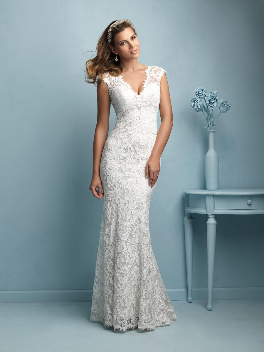 Allure Bridals 9206 Allure Bridal Wedding Gowns, Prom Dresses ...