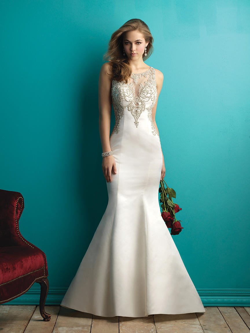 Allure Bridals Couture 9252