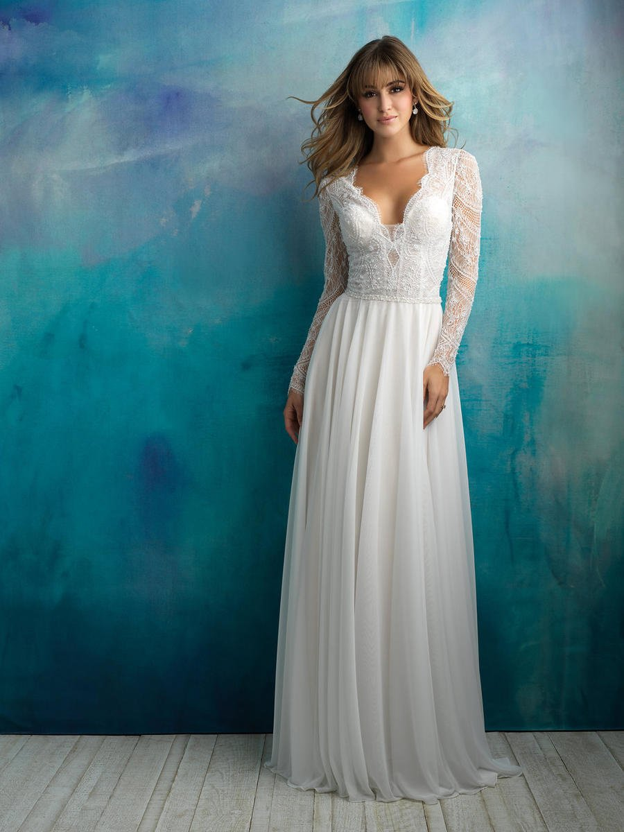 Allure Bridal 9515 | Alexandra\'s Boutique