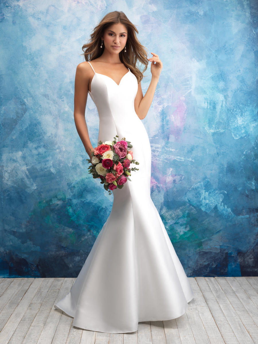 Allure Bridal 9558 | Alexandra\'s Boutique