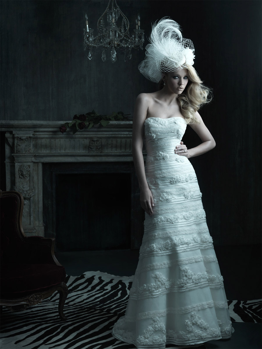 Allure Bridals Couture C204 Usabridal.com by Bridal Warehouse ...