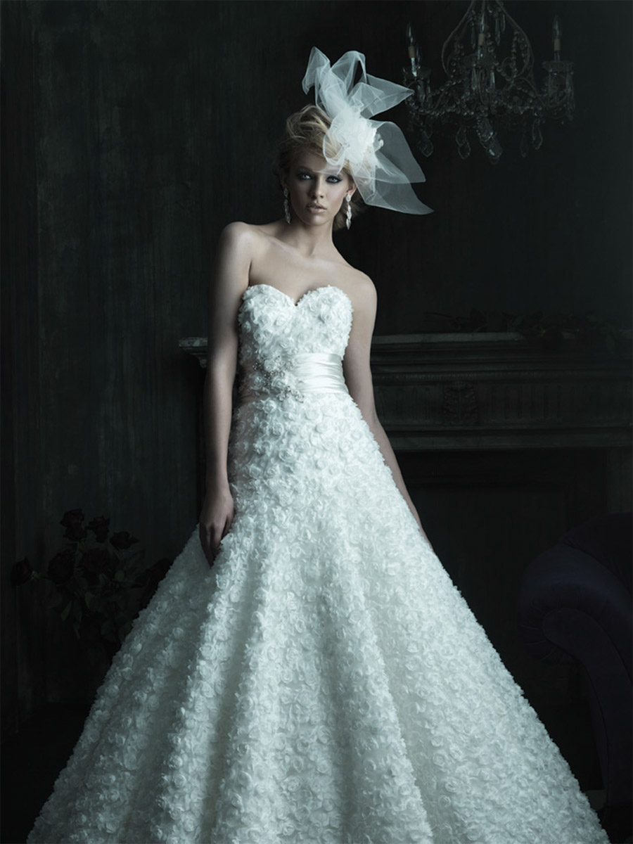Allure Bridals Couture C211