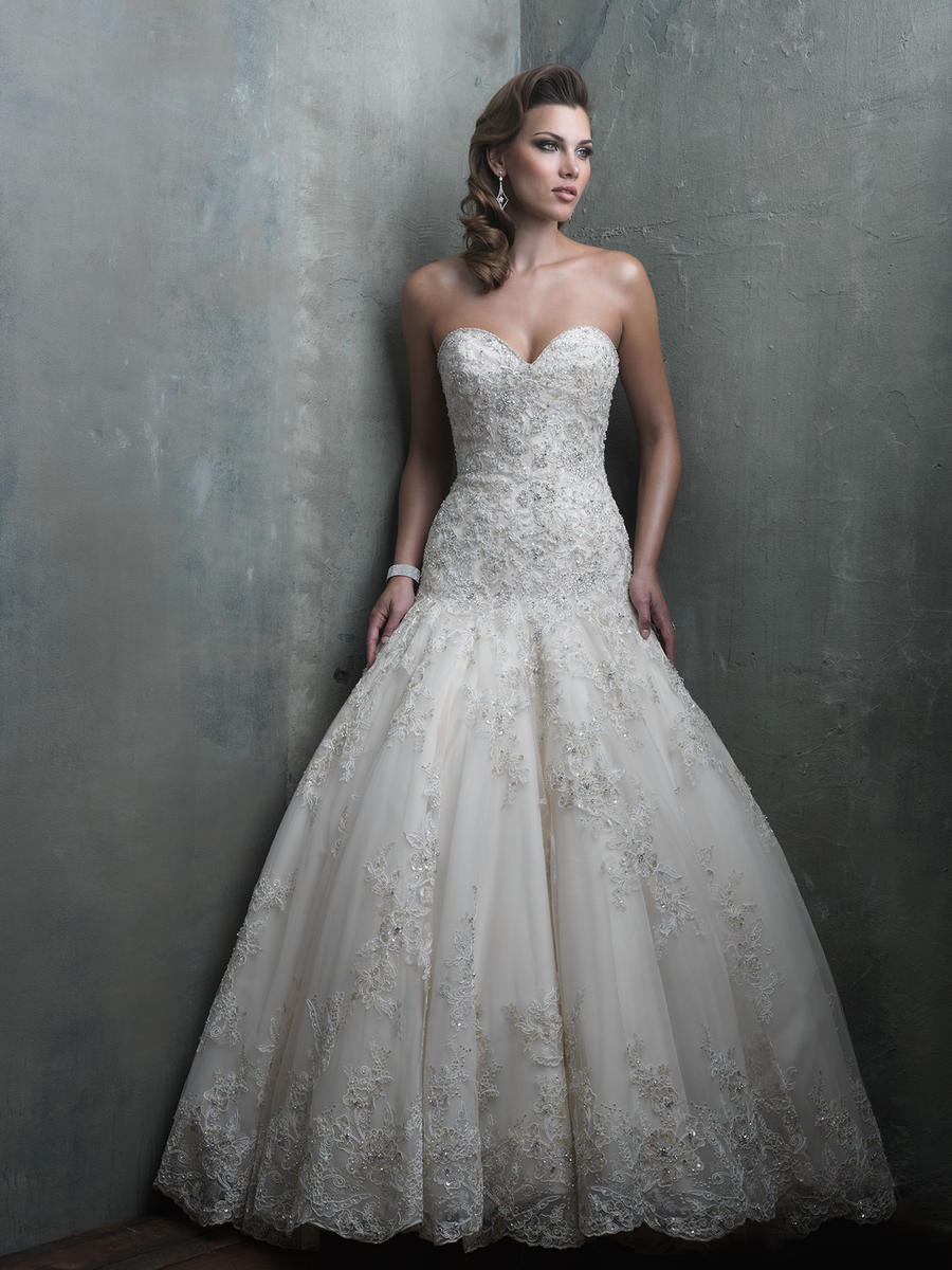 Allure Bridals Couture C301