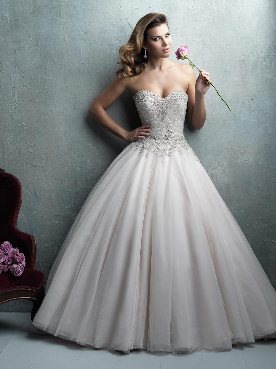 Allure Bridals Couture C323