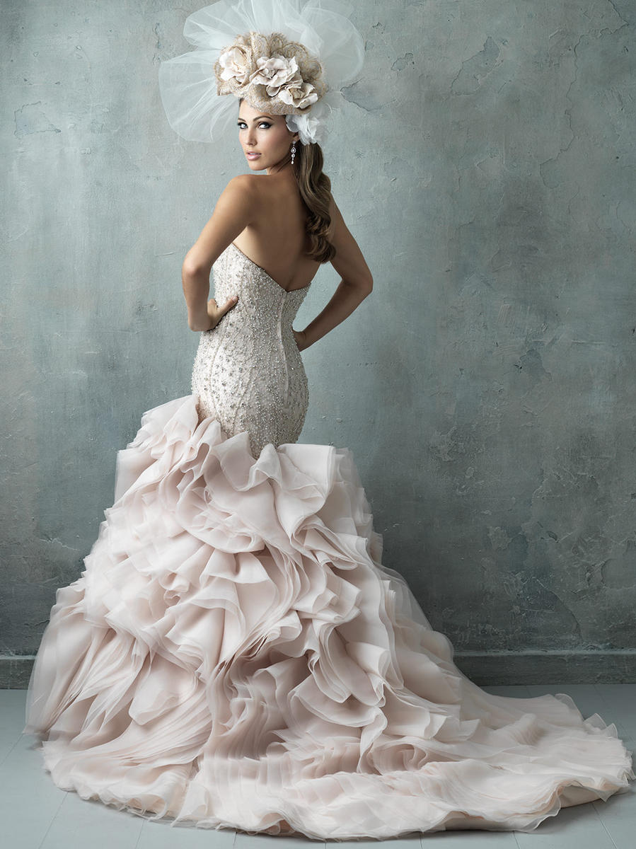Allure Bridals Couture C330 Best Bridal, Prom, and Pageant gowns in ...