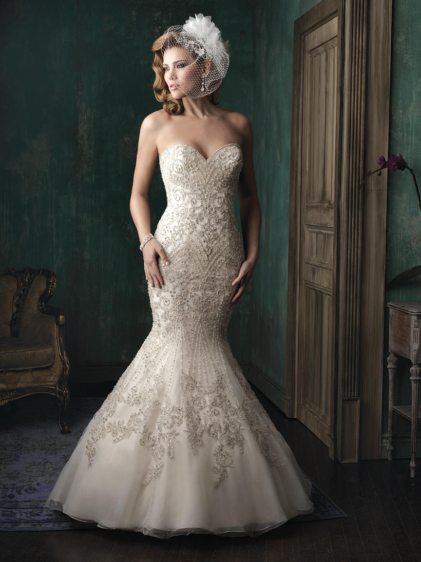 Allure Bridals Couture C348