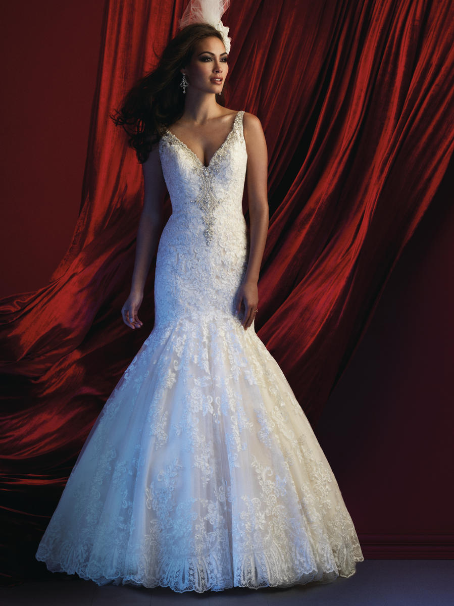Allure Bridals Couture C361