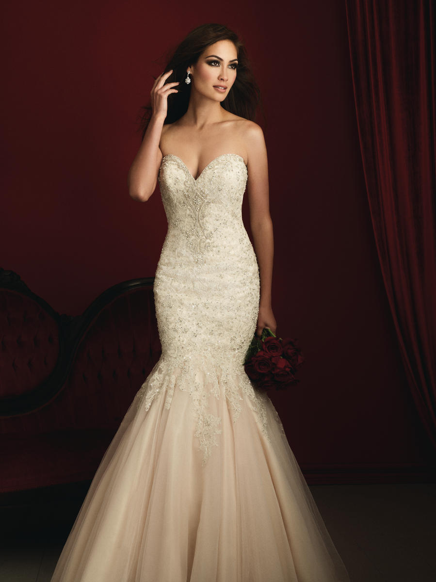 Allure Bridals Couture C363