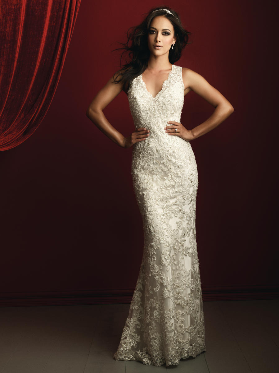 Allure Bridals Couture C366