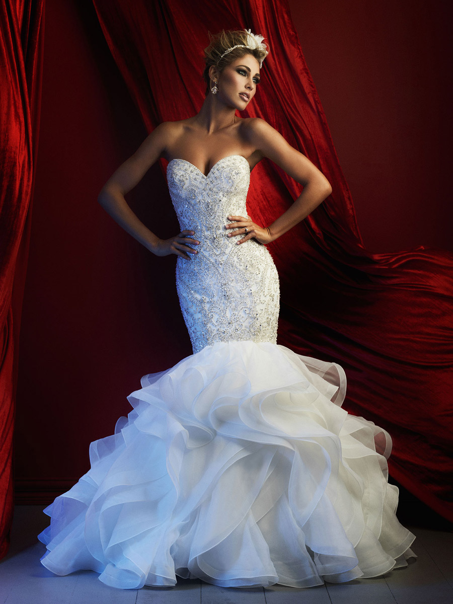 Allure Bridals Couture C367