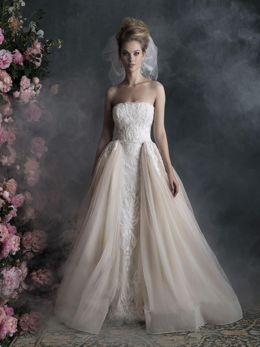 Allure Bridals Couture C400
