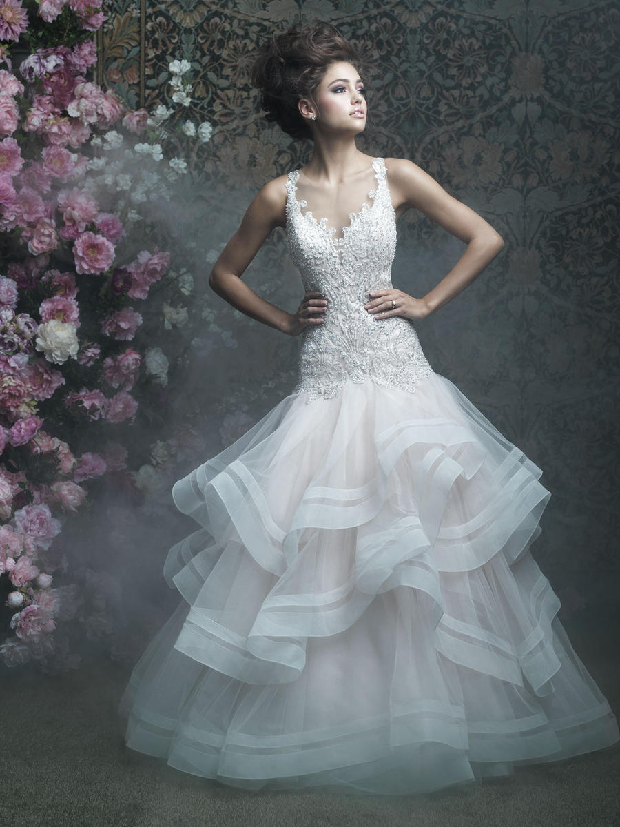 Allure Bridals Couture C405