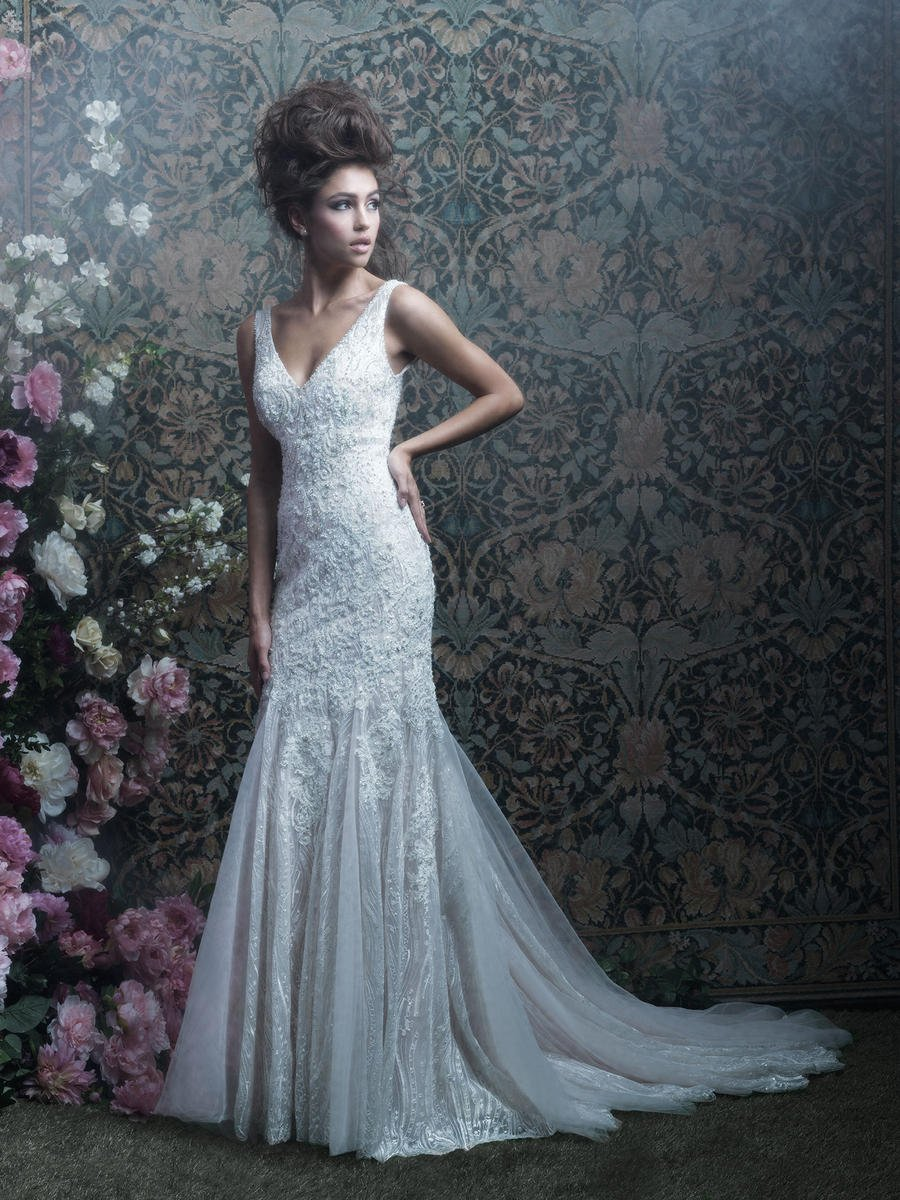 Allure Bridals Couture C415