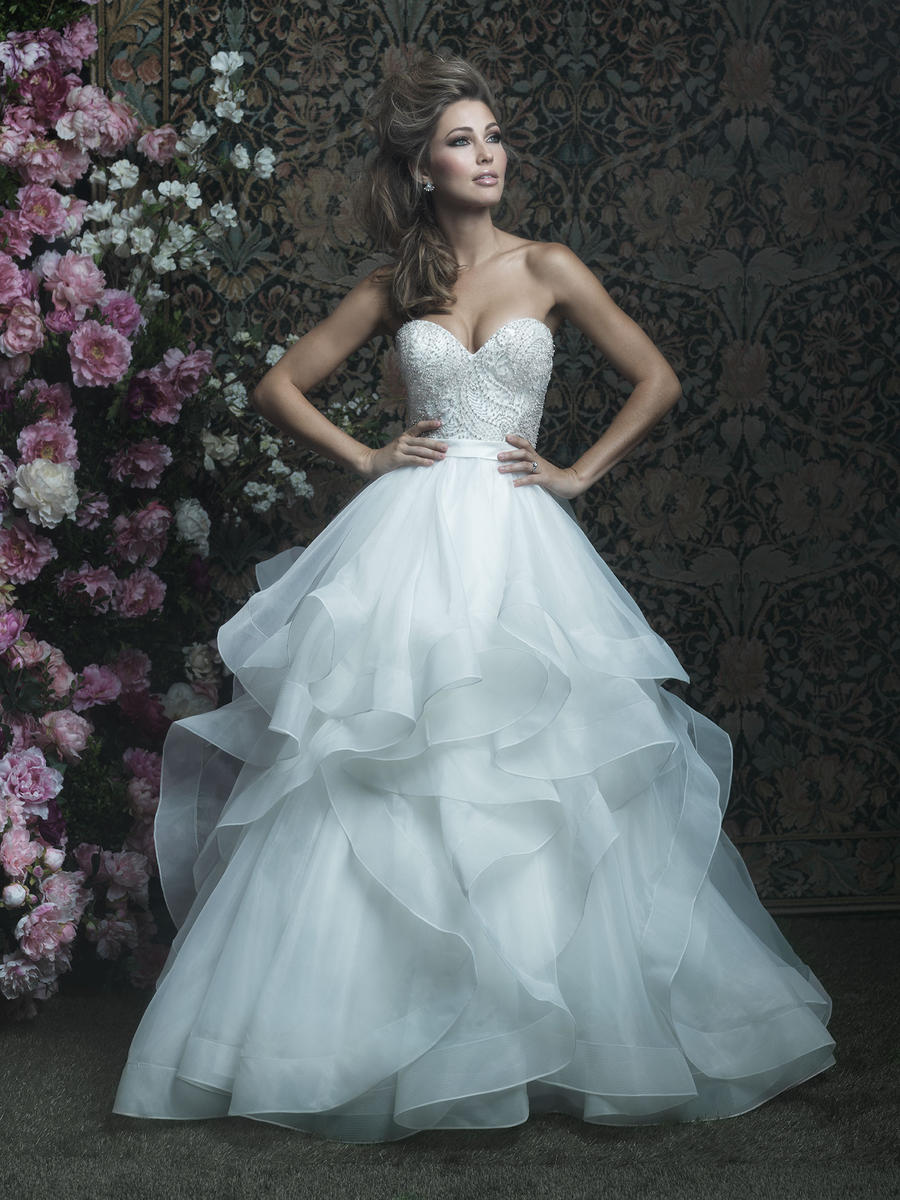 Allure Bridals Couture C417