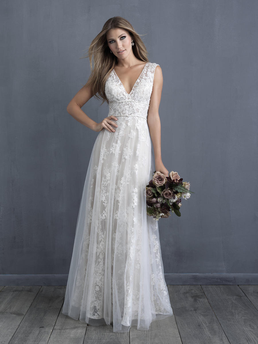 Allure Bridals Couture C488