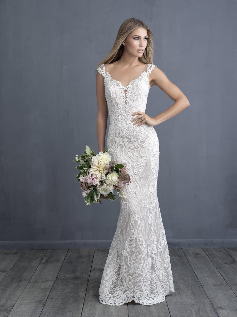 Allure Bridals Couture C489