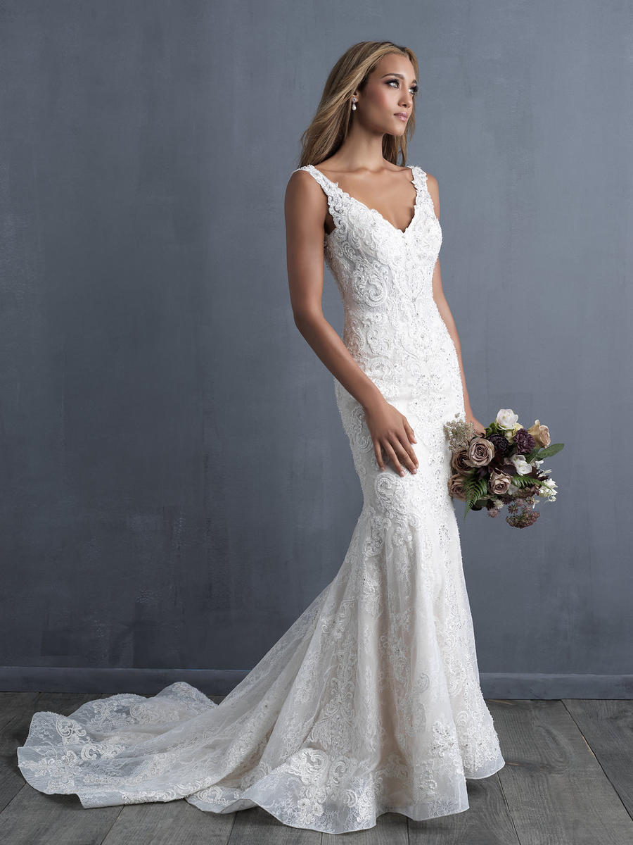 Allure Bridals Couture C493