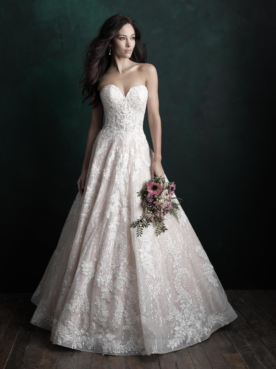 Allure Bridals Couture C501