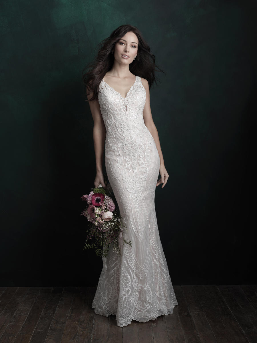 Allure Bridals Couture C502