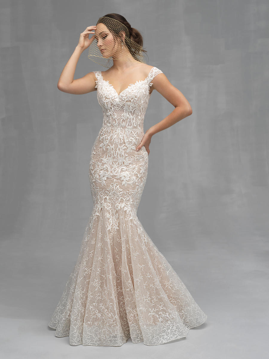 Allure Bridals Couture C529