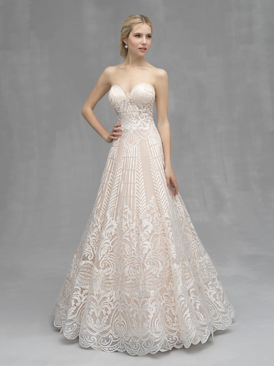 Allure Bridals Couture C531