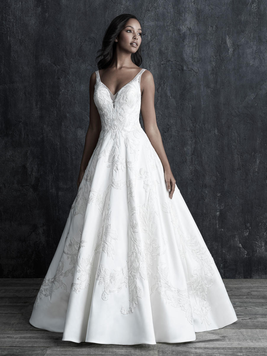 Allure Bridals Couture C544